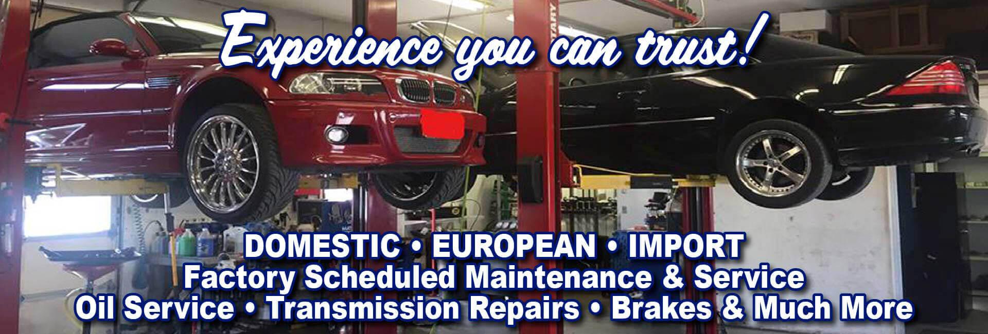 auto repair stanwood