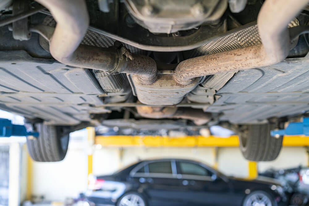 5 Signs You Have Exhaust System Trouble Brewing