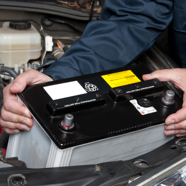 An Easy Way to Clean Your Car Battery Terminals